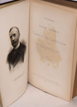 Proceedings of the National Conference of Charities and Correction at the twenty-fifth annual session held in the city of New York, May 18-25, 1898