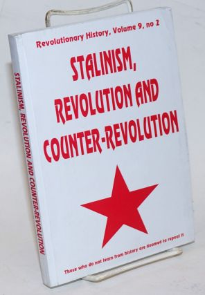 Stalinism, revolution and counter-revolution