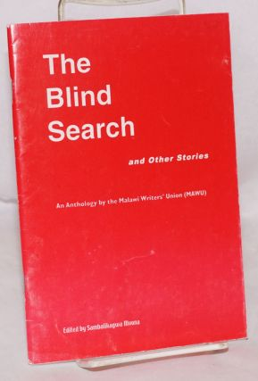 The blind search and other stories. Sambalikagwa Mvona