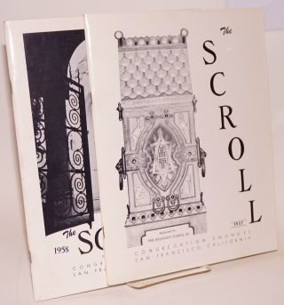 The Scroll [two issues: 1957, 1958