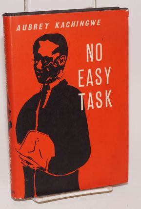 No Easy Task. Aubrey Kachingwe, jacket, Alber Adams