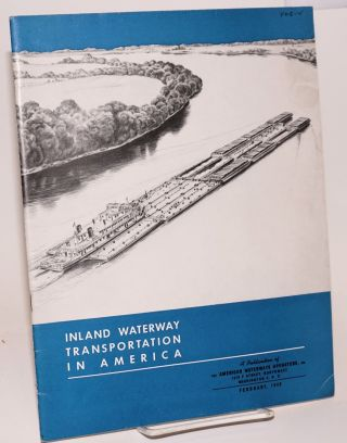 Inland Waterway Transportation in America