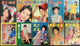 Fu nu yu jia ting [Ladies and Home pictorial fortnightly; ten issues