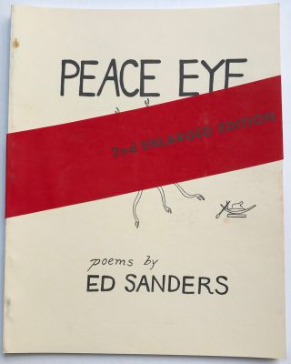 Peace eye. 2nd enlarged edition. Ed Sanders