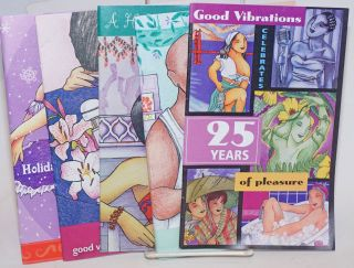 Good Vibrations Catalogues [3 issues]