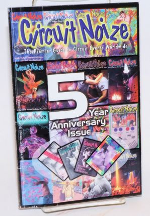 Circuit Noize: the premier guide to circuit events worldwide #21, Fall 1999. Steve Kammon