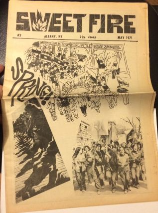 Sweet Fire; No. 5, May 1971 [underground newspaper