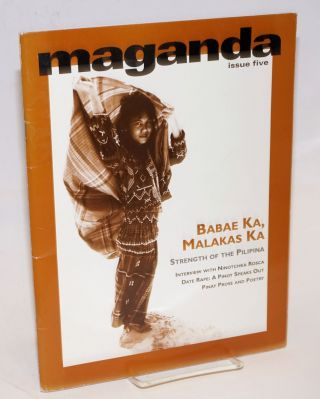 Maganda: the Pilipino student magazine. Issue Five