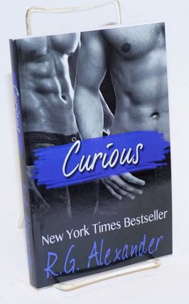Curious: The Finn Factor, book #1. R. G. Alexander, Rachel Grace.