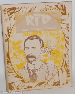 RFD: a country journal for gay men everywhere; #48 Fall 1986, vol. 13, #1. Ron Lambe, Franklin...