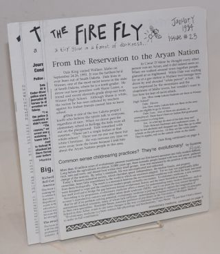 Fire Fly [five issues