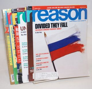 Reason [seven issues