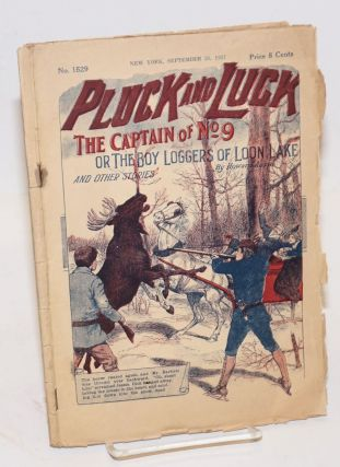 Pluck and Luck. Sandy and Slim, or The Boy Detectives of Caliphat, and Other Stories. December...