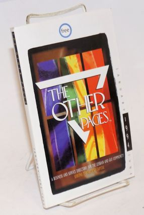 The Other Pages: a business and service directory for the lesbian and gay community serving the...
