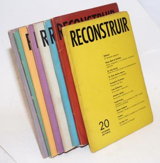 Reconstruir: revista libertaria [eight issues