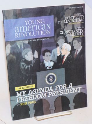 Young American Revolution: Issue 5, March 2010. Daniel McCarthy