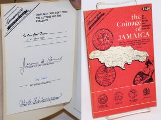 The coinage of Jamaica. Ray Byrne, Jerome H. Remick