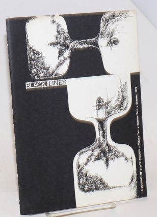 Black lines: a journal of Black studies. Vol. 2 no. 4 (Summer 1972