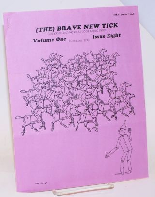 the) Brave New Tick: vol. 1, #8, December 1993. Paul Norman Dion-Deitch
