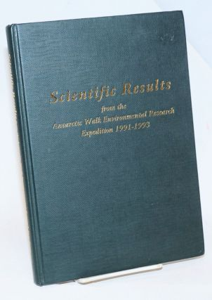 Scientific Results from the Antarctic Walk Environmental Research Expedition 1991-1993. K....