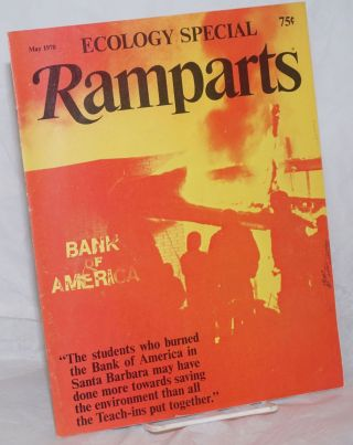 Ramparts, Volume 8, Number 11, May 1970. Jan Austin, David Horowitz, Shila Darr, Peter Collier,...
