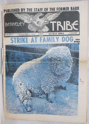 Berkeley Tribe: Vol. 1, No. 4 (#4), Aug 1-7, 1969. Red Mountain Tribe