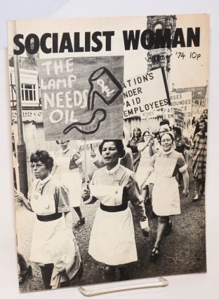 Socialist woman. Summer 1974