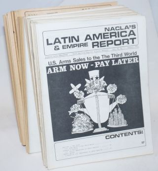 NACLA's Latin America & Empire Report [45 issues] formerly NACLA newsletter