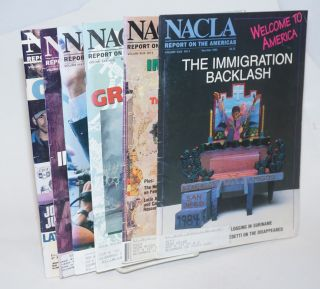 NACLA report on the Americas: [12 issues] formerly NACLA'S Latin America and empire report (originally NACLA newsletter)
