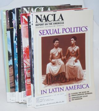 NACLA report on the Americas: [12 issues] formerly NACLA'S Latin America and empire report...