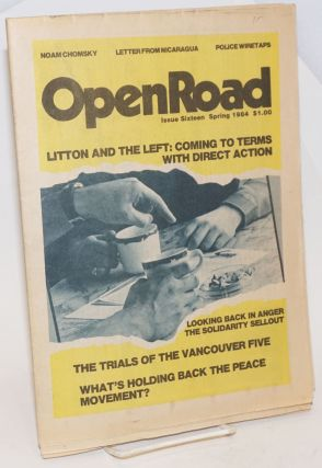 Open Road. No. 16 (Spring 1984