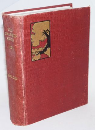 The Stanford Quad 1908 Vol. XIV [spine titling]; 1908 Quad Being The Year Book of the Junior...