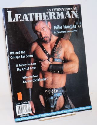 International Leatherman: issue #24 April 1999; Mike Hargiss cover. Joseph W. Bean