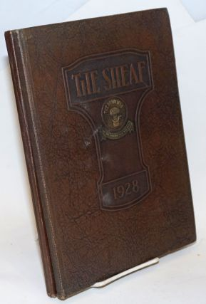 The Sheaf; The Principia Annual [with variant titlings] 1927, 1928, 1932