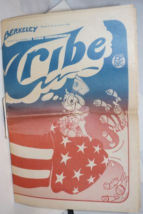 Berkeley Tribe: Vol. 2, No. 27 (#53), July 10-17, 1970. Red Mountain Tribe