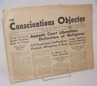 The Conscientious Objector. Vol. V no. 3 (March 1943)