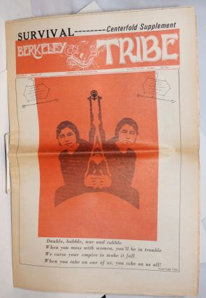 Berkeley Tribe: Vol. 6, No. 11 (#117), Oct 22-28, 1971. Red Mountain Tribe