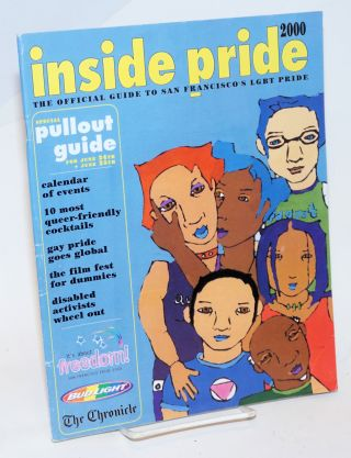 Inside Pride: the official guide to San Francisco LGBT Pride 2000