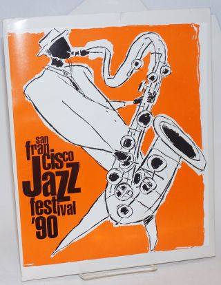 San Francisco Jazz Festival '90 [publicity packet