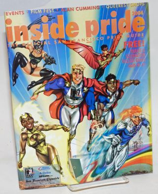 Inside Pride: the official guide to San Francisco LGBT Pride 2004