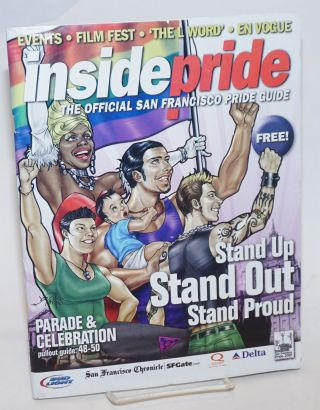 Inside Pride: the official guide to San Francisco LGBT Pride 2005