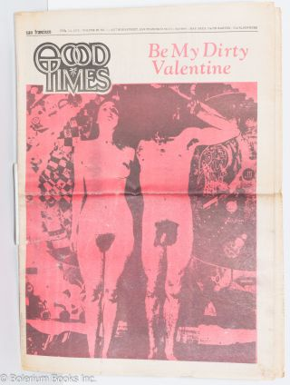 San Francisco Good Times; vol. 3, no. 7, Feb. 13, 1970