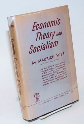 On Economic Theory and Socialism: Collected Papers