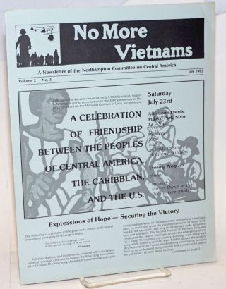 No more Vietnams. Vol. 2 no. 3 (July 1983