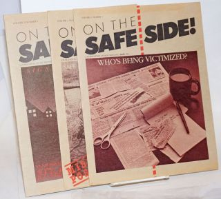 On the SAFE Side: a publication of San Francisco SAFE, Inc. vol. 1, #1 & 2, vol. 3, #1 [three issues