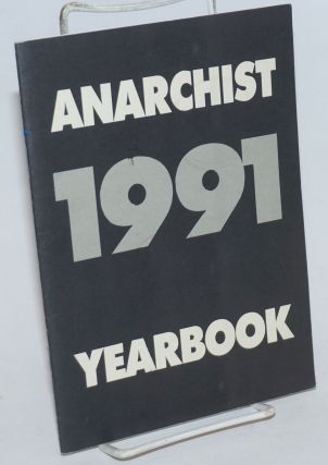 Anarchist 1991 yearbook
