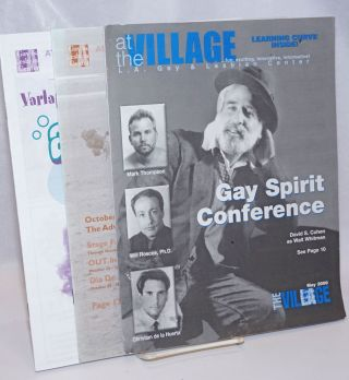 At the Village at Ed Gould Plaza: L.A. Gay & Lesbian Center [3 issues
