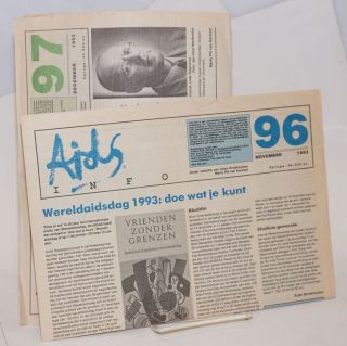 AIDS Info: #96 & 97, November & December 1993 [two issues
