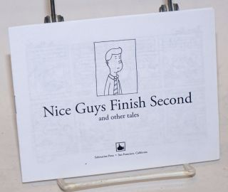 Nice guys finish second and other tales. Allen Hui