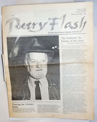 Poetry Flash: The Bay Area's Poetry calendar & review; #146, May 1985;The Publisher as Enemy of...